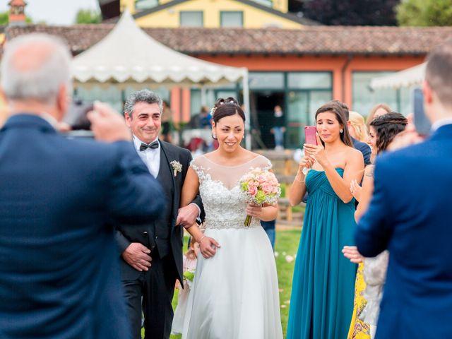 Il matrimonio di Matteo e Valentina a Salvirola, Cremona 41