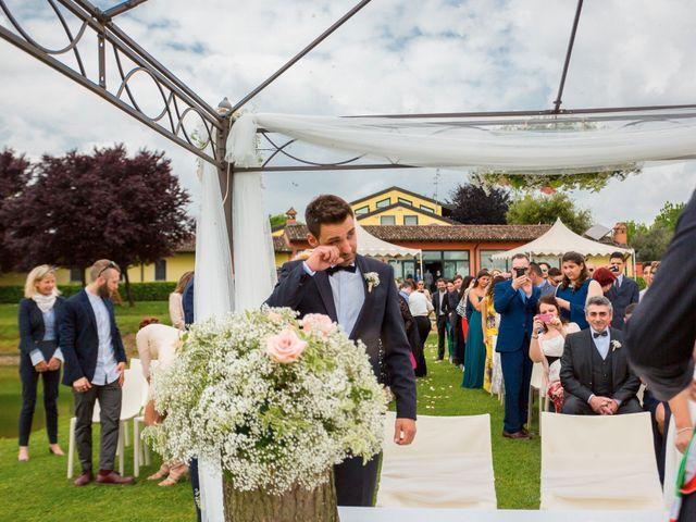 Il matrimonio di Matteo e Valentina a Salvirola, Cremona 43