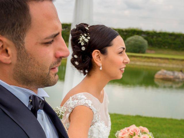 Il matrimonio di Matteo e Valentina a Salvirola, Cremona 44
