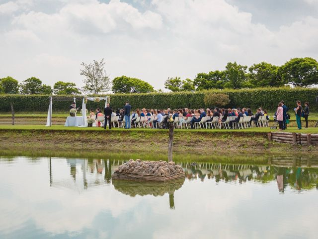Il matrimonio di Matteo e Valentina a Salvirola, Cremona 50