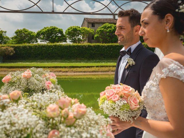 Il matrimonio di Matteo e Valentina a Salvirola, Cremona 54