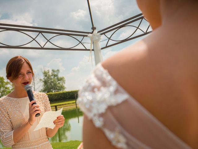 Il matrimonio di Matteo e Valentina a Salvirola, Cremona 55