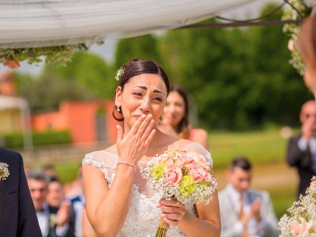 Il matrimonio di Matteo e Valentina a Salvirola, Cremona 56