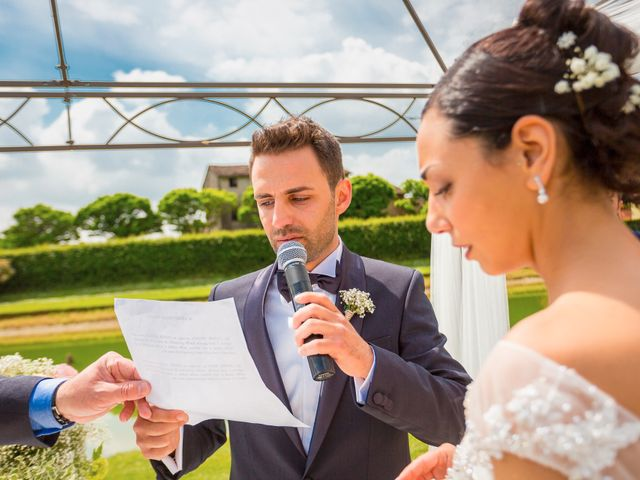 Il matrimonio di Matteo e Valentina a Salvirola, Cremona 60