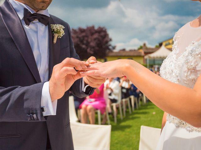 Il matrimonio di Matteo e Valentina a Salvirola, Cremona 61