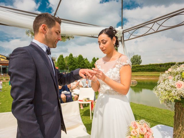 Il matrimonio di Matteo e Valentina a Salvirola, Cremona 62