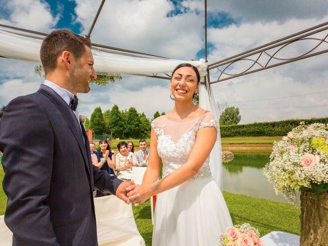 Il matrimonio di Matteo e Valentina a Salvirola, Cremona 63