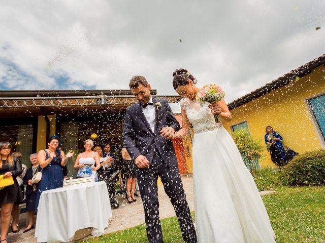Il matrimonio di Matteo e Valentina a Salvirola, Cremona 68