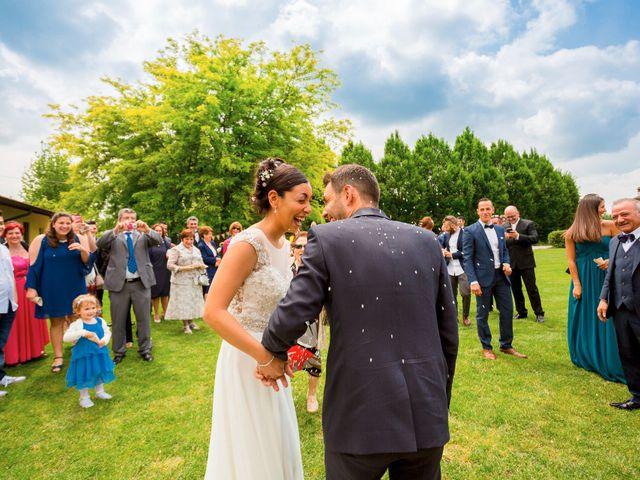 Il matrimonio di Matteo e Valentina a Salvirola, Cremona 71