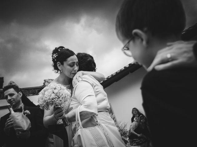 Il matrimonio di Matteo e Valentina a Salvirola, Cremona 72