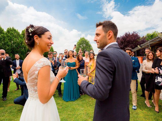 Il matrimonio di Matteo e Valentina a Salvirola, Cremona 75