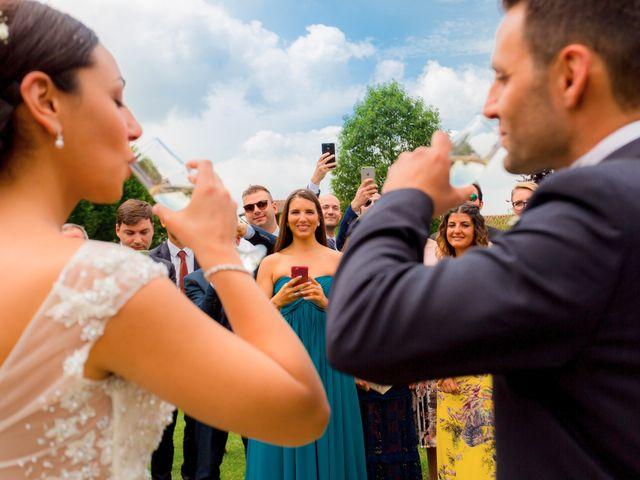 Il matrimonio di Matteo e Valentina a Salvirola, Cremona 76