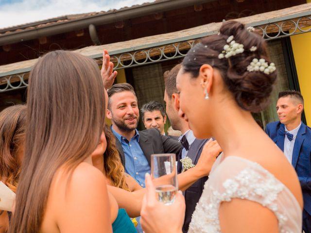 Il matrimonio di Matteo e Valentina a Salvirola, Cremona 78