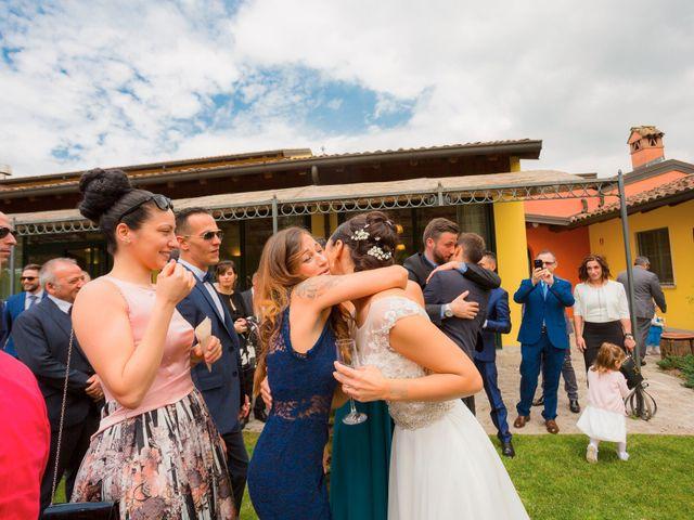 Il matrimonio di Matteo e Valentina a Salvirola, Cremona 79