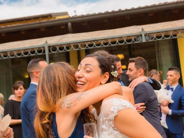 Il matrimonio di Matteo e Valentina a Salvirola, Cremona 80