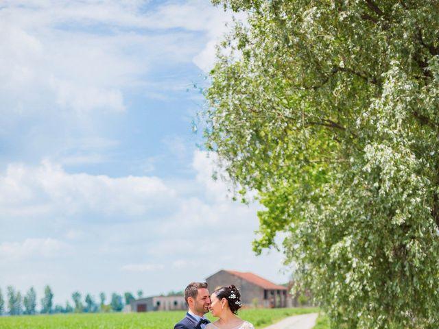 Il matrimonio di Matteo e Valentina a Salvirola, Cremona 93