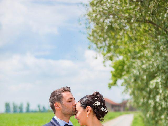Il matrimonio di Matteo e Valentina a Salvirola, Cremona 94