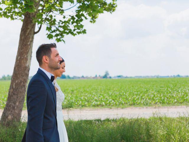 Il matrimonio di Matteo e Valentina a Salvirola, Cremona 95