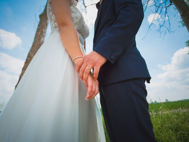Il matrimonio di Matteo e Valentina a Salvirola, Cremona 2