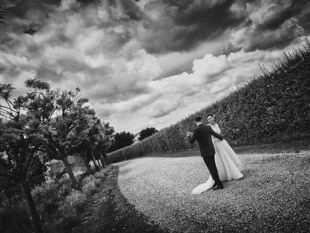 Il matrimonio di Matteo e Valentina a Salvirola, Cremona 99