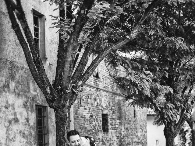 Il matrimonio di Matteo e Valentina a Salvirola, Cremona 101