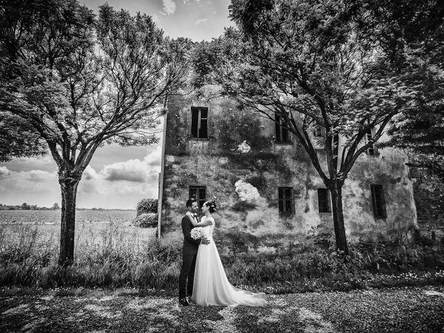 Il matrimonio di Matteo e Valentina a Salvirola, Cremona 105