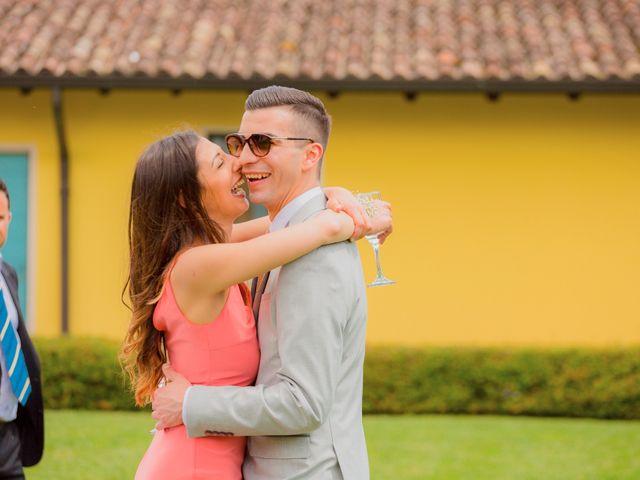 Il matrimonio di Matteo e Valentina a Salvirola, Cremona 107