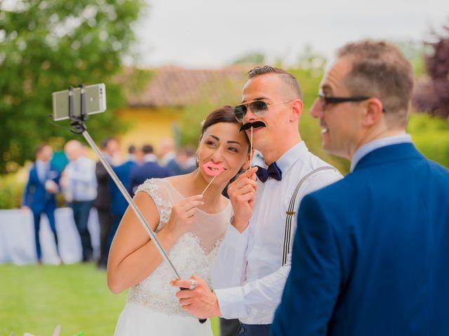 Il matrimonio di Matteo e Valentina a Salvirola, Cremona 108