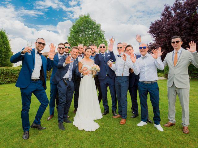 Il matrimonio di Matteo e Valentina a Salvirola, Cremona 112