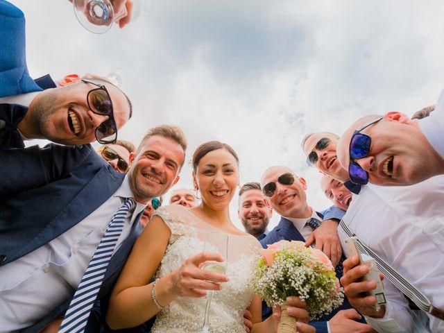 Il matrimonio di Matteo e Valentina a Salvirola, Cremona 113