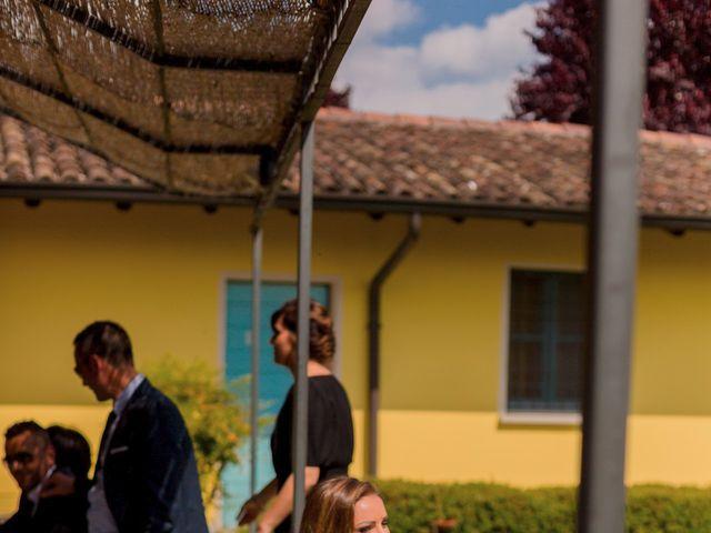Il matrimonio di Matteo e Valentina a Salvirola, Cremona 120