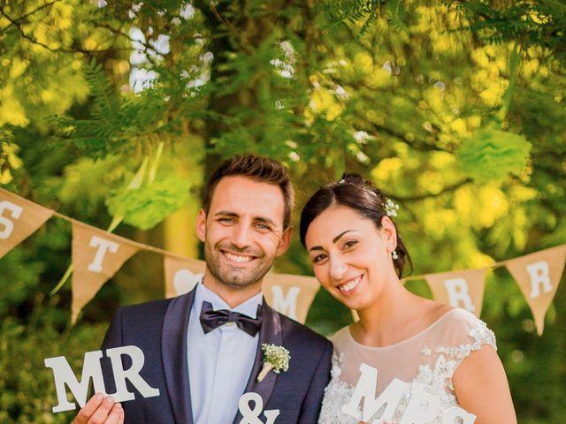 Il matrimonio di Matteo e Valentina a Salvirola, Cremona 123