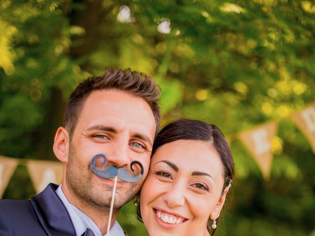 Il matrimonio di Matteo e Valentina a Salvirola, Cremona 125