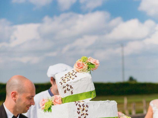 Il matrimonio di Matteo e Valentina a Salvirola, Cremona 127
