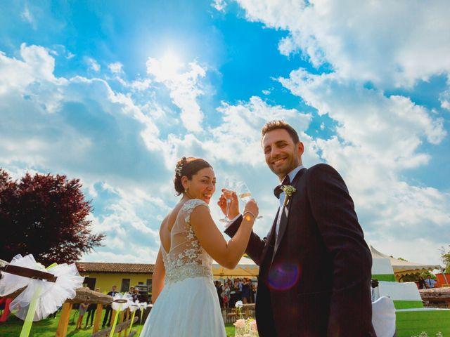 Il matrimonio di Matteo e Valentina a Salvirola, Cremona 132