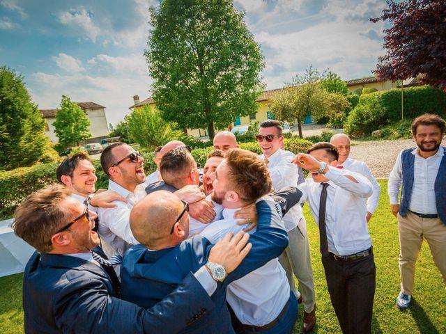 Il matrimonio di Matteo e Valentina a Salvirola, Cremona 150