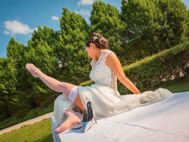 Il matrimonio di Matteo e Valentina a Salvirola, Cremona 154