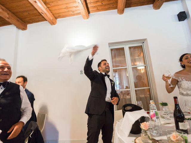 Il matrimonio di Matteo e Valentina a Salvirola, Cremona 158