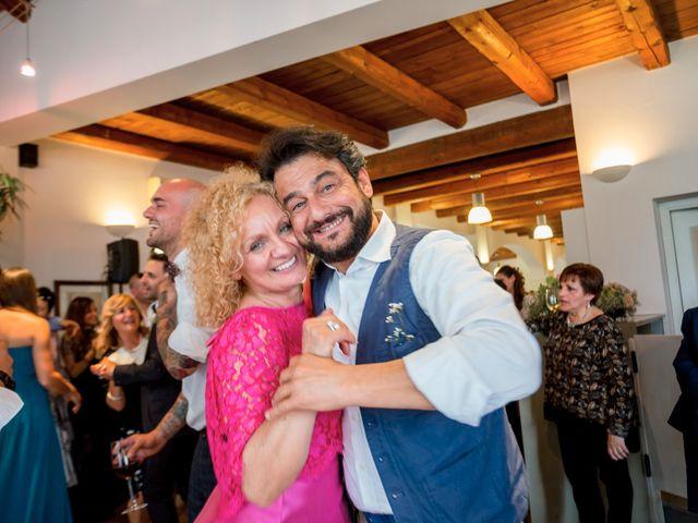 Il matrimonio di Matteo e Valentina a Salvirola, Cremona 160