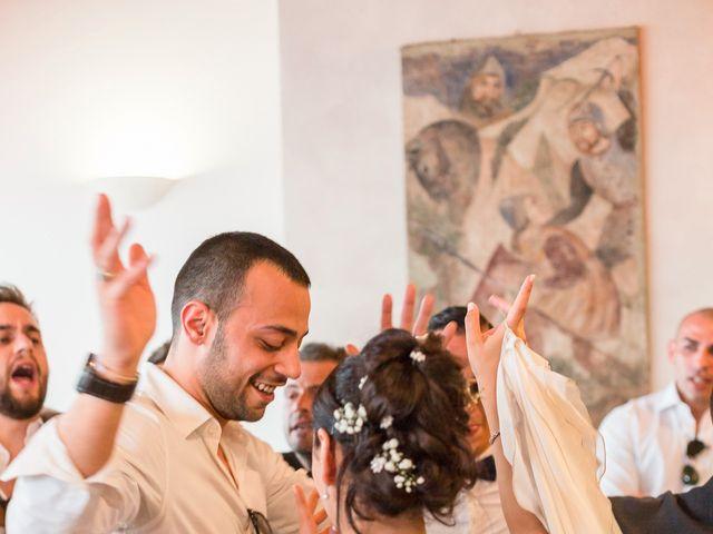 Il matrimonio di Matteo e Valentina a Salvirola, Cremona 162
