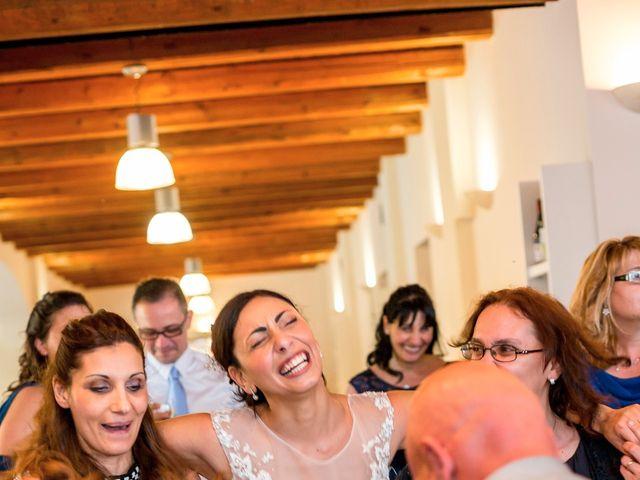 Il matrimonio di Matteo e Valentina a Salvirola, Cremona 168