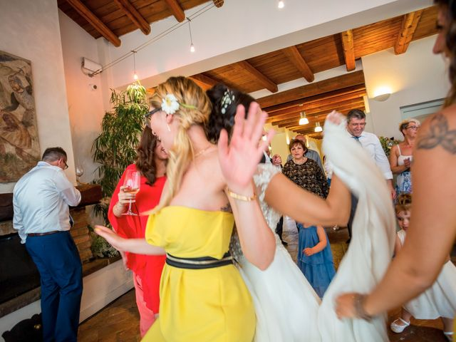 Il matrimonio di Matteo e Valentina a Salvirola, Cremona 171