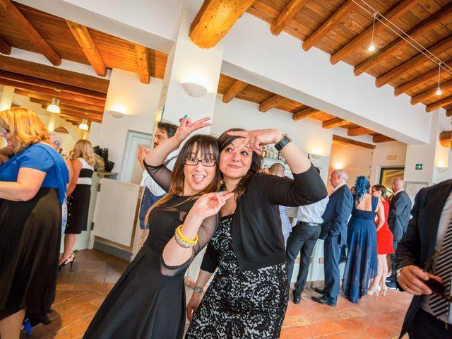 Il matrimonio di Matteo e Valentina a Salvirola, Cremona 172