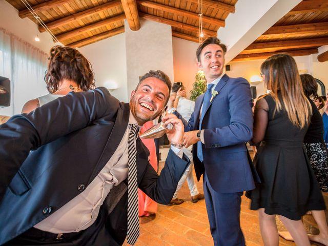 Il matrimonio di Matteo e Valentina a Salvirola, Cremona 174