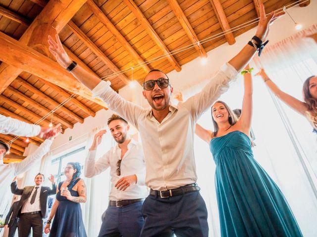 Il matrimonio di Matteo e Valentina a Salvirola, Cremona 180