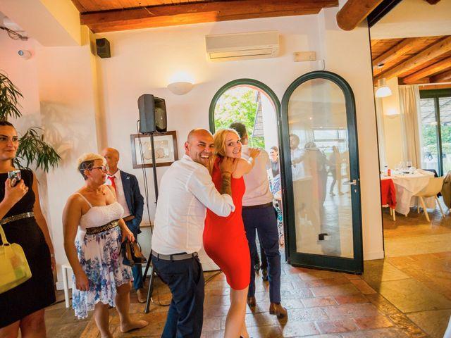 Il matrimonio di Matteo e Valentina a Salvirola, Cremona 181