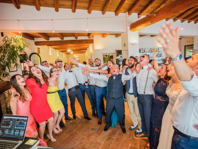 Il matrimonio di Matteo e Valentina a Salvirola, Cremona 182