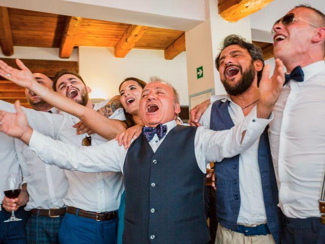Il matrimonio di Matteo e Valentina a Salvirola, Cremona 183