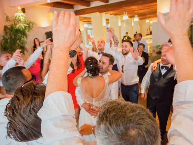 Il matrimonio di Matteo e Valentina a Salvirola, Cremona 186