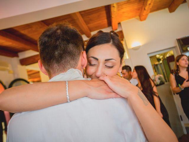 Il matrimonio di Matteo e Valentina a Salvirola, Cremona 190